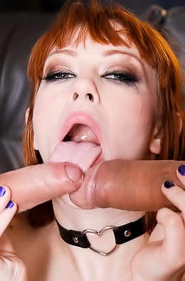 Redhead Alexa Nova Wanted Two Nice Cocks In Her Butthole
