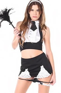 Cindy Secret Like A Sexy Maid